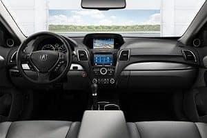 2018 Acura RDX Breathtaking Interior