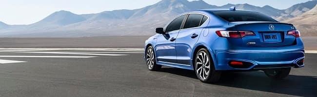 Acura ILX Blue
