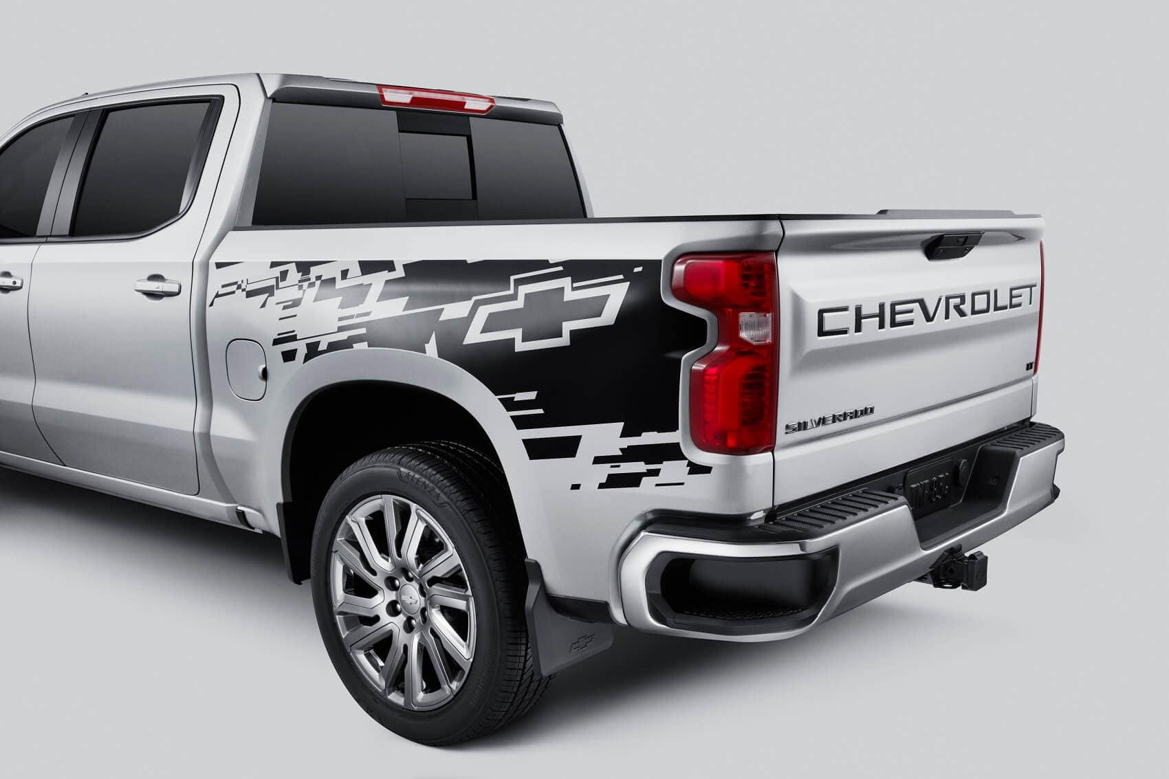 2019 CHEVROLET SILVERADO 1500 VS NISSAN TITAN: SAFETY
