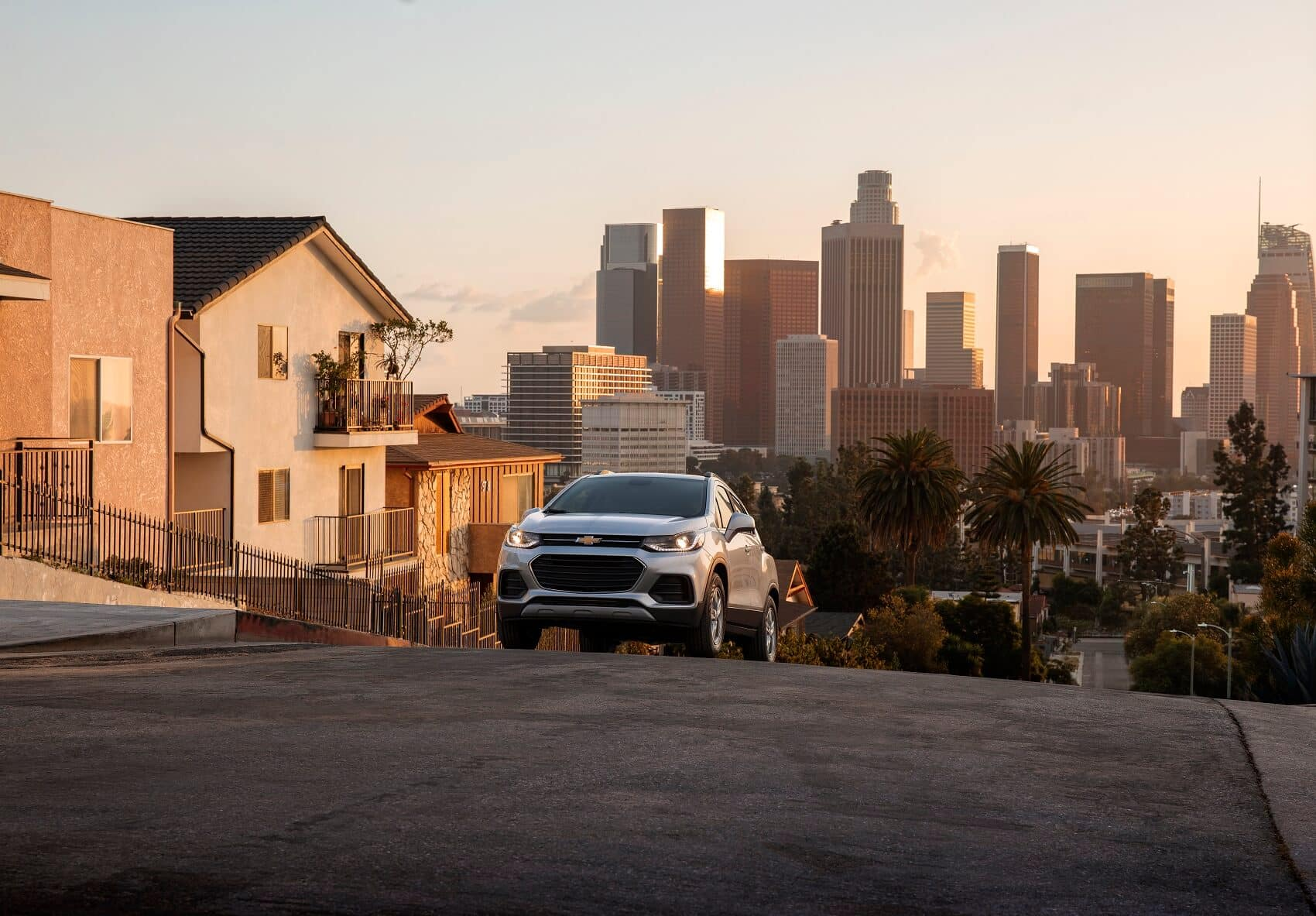 CHEVY TRAX VS FORD ECOSPORT SAFETY FEATURES