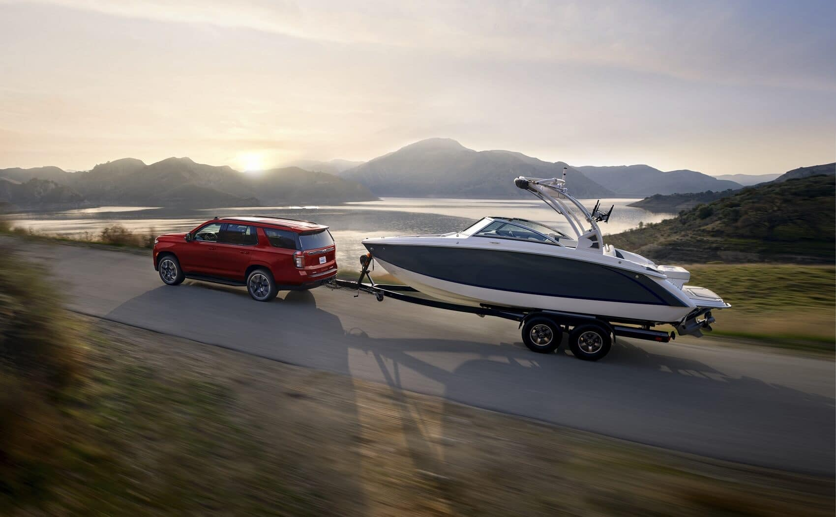 Technology of the 2021 Chevy Tahoe