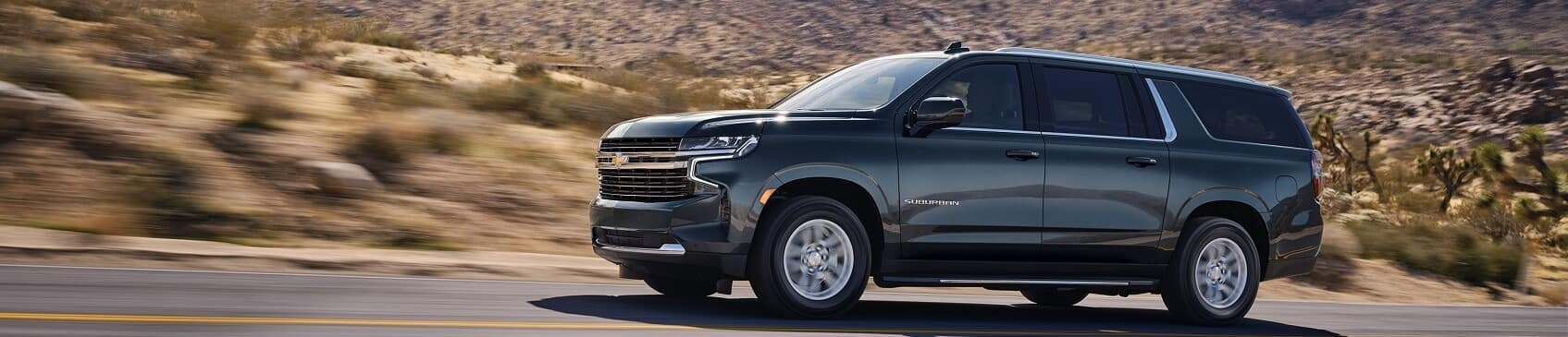 Smart & Safe with the 2021 Suburban