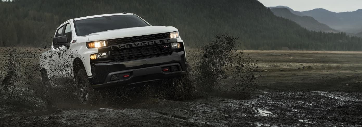Chevy Silverado 1500 Trucks