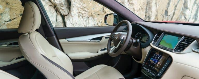2019 QX50 Interior