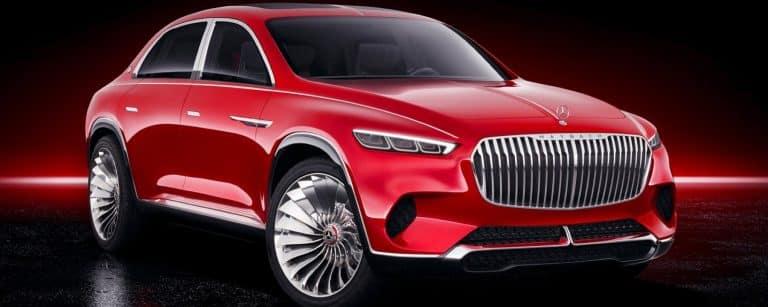 Vision Mercedes