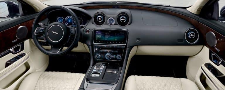 XJ50 Interior