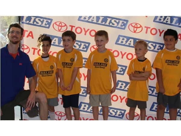 Community Image - Balise Sponsors Warwick Youth Soccer