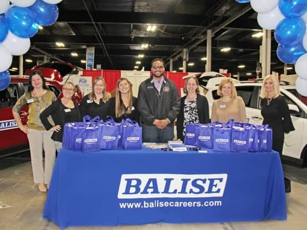Community Image - Balise Supports 1st Annual Western MA Women's Expo