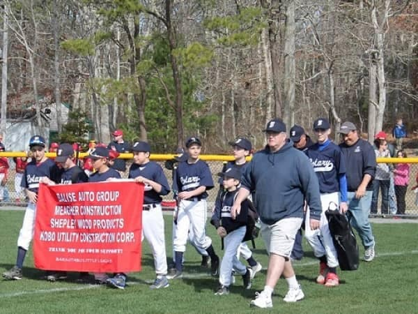 Community Image - Barnstable Little League Dedicates New Stadium