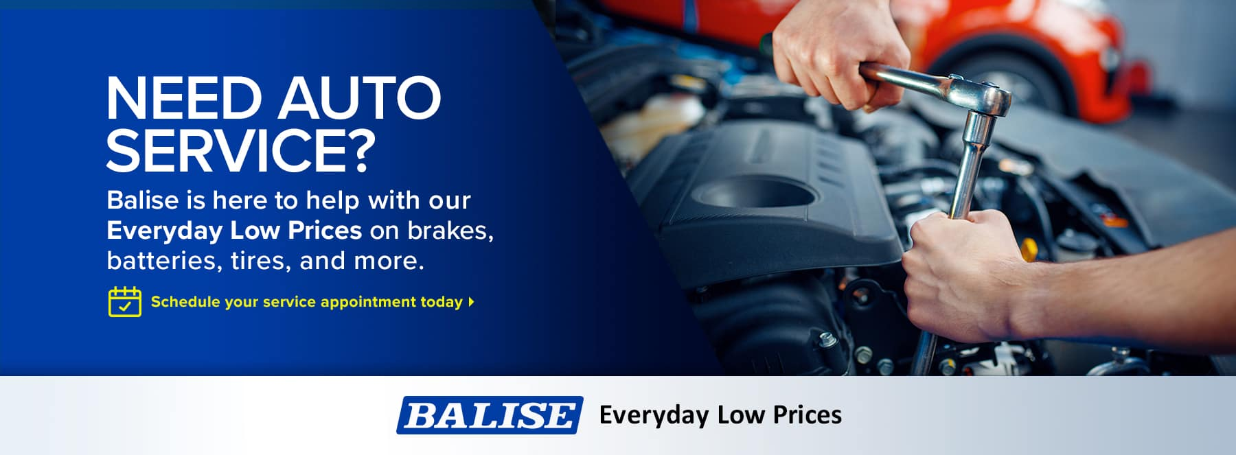 Balise Everyday Low Prices on Service