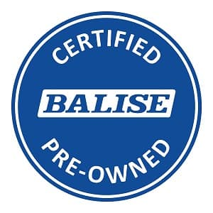 Balise Certified Pre-Owned Logo