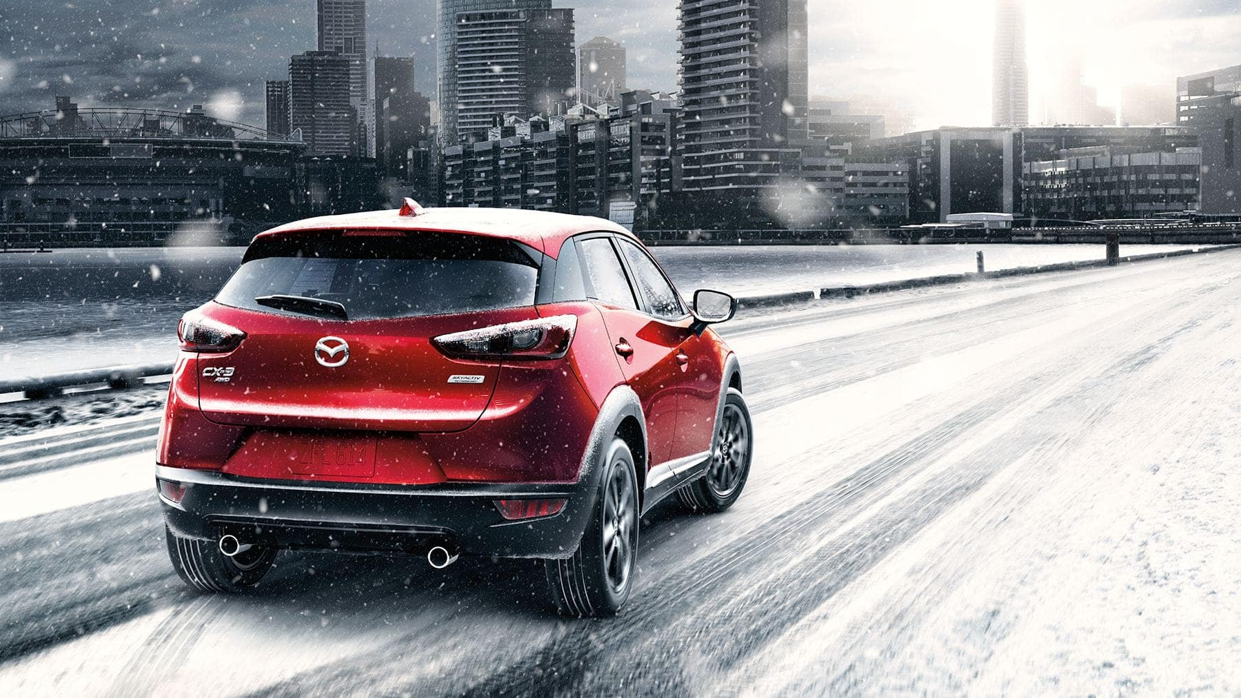 2016 CX3 soulred winter