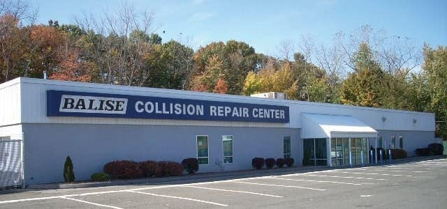 Balise Collision Center