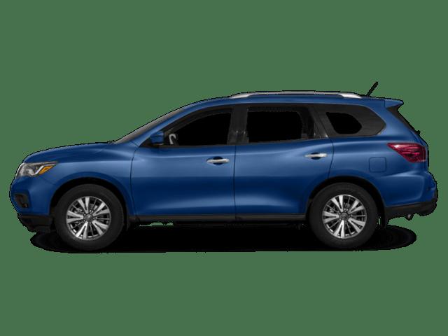 2019 Nissan Pathfinder 4x4 S