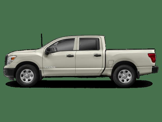 2019 Nissan Titan 4x4 Crew Cab S
