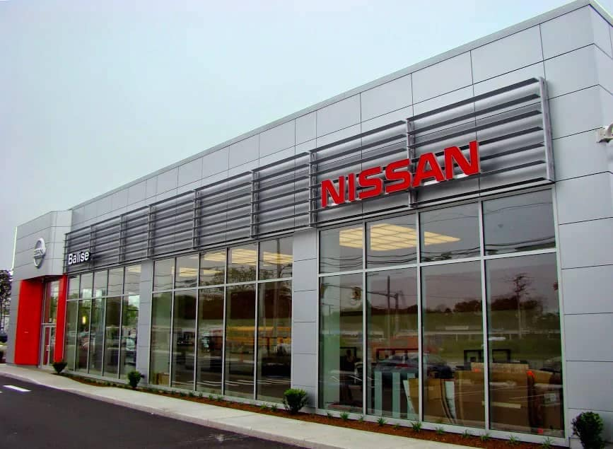 Balise Nissan of Cape Cod Dealership