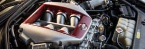 2017-Nissan-GT-R-Engine