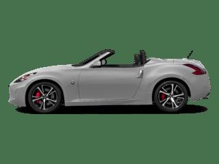 370Z Roadster side