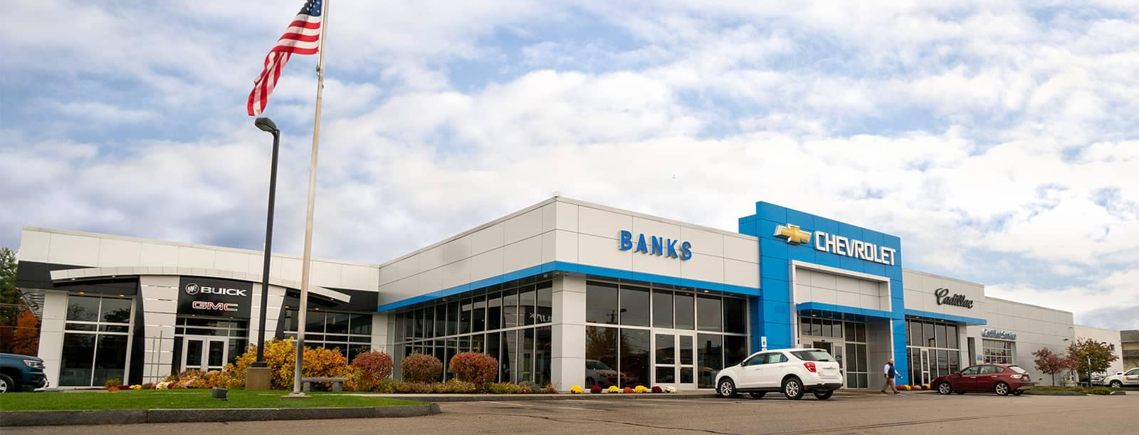 Banks Chevy Gmc Cadillac Buick Dealer Concord Nh Manchester Nh