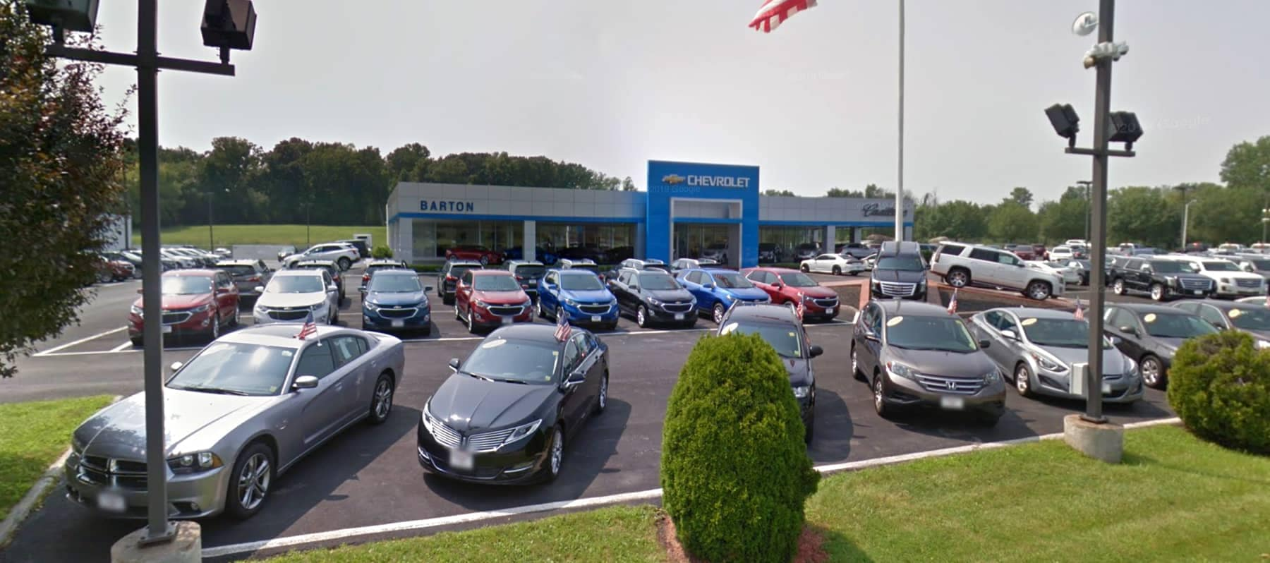 At Barton Chevrolet we are a market price, one price used car store. We price our cars at or below market value to take the tasteless negotiations out of the process and let you own the vehicle at a price that you would if you were an expert negotiator.