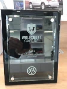 Crest Club Award