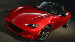 The Mazda MX-5