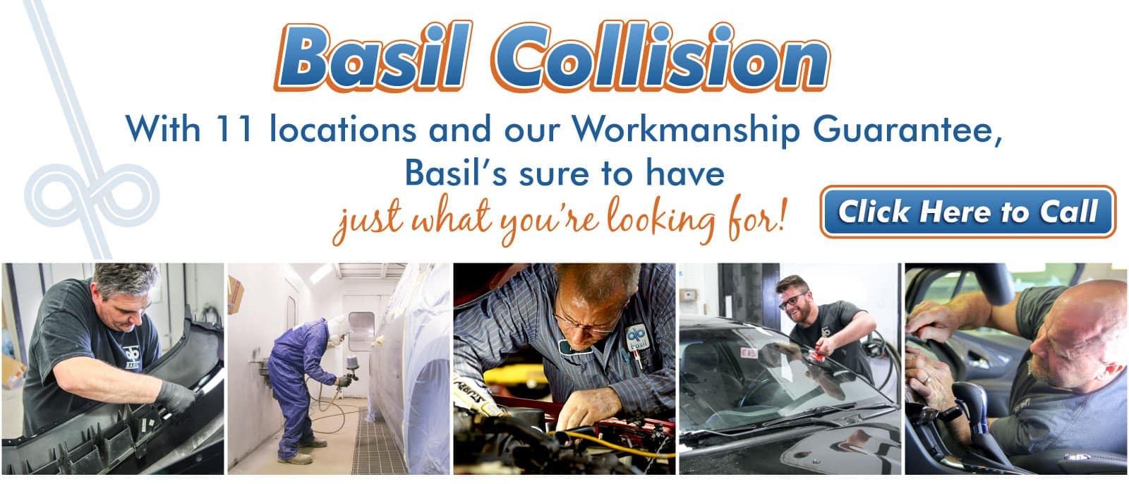 Basil Collision