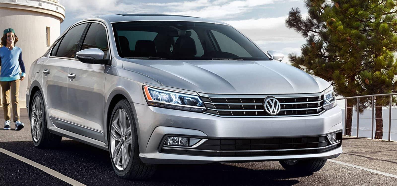 New Passat VW