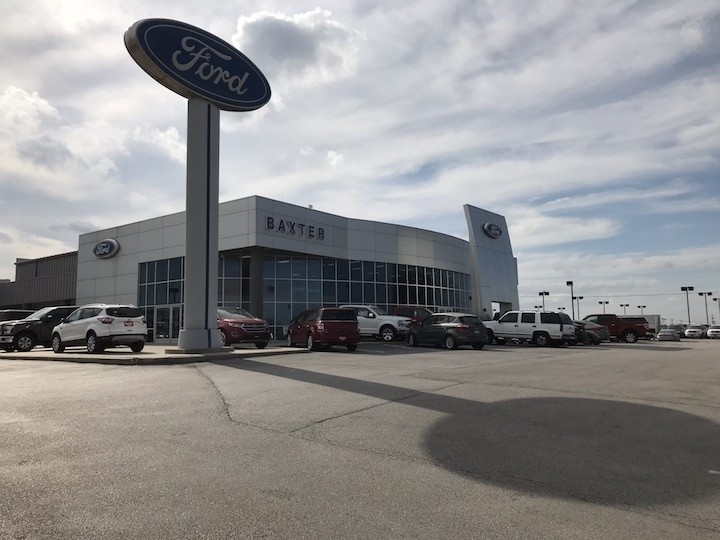 Baxter Ford South Store Front