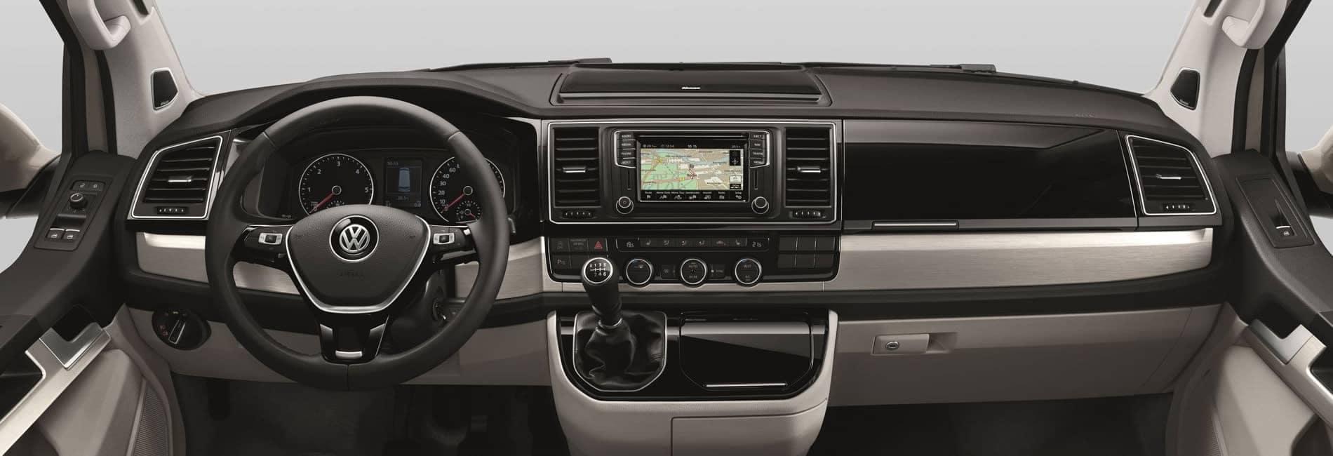 2016 Volkswagen-Dashboard