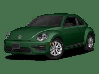 Beetle green 2018