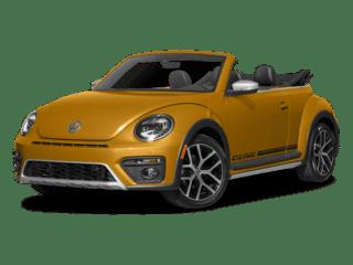Beetle sandstorm yellow 2018