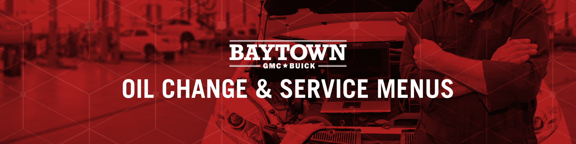 Baytown Oil Change
