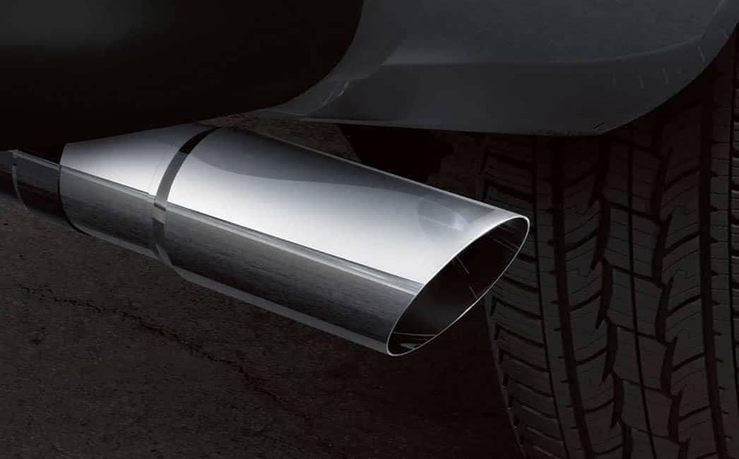 tail pipe