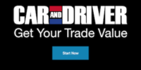 Car And Driver Value Your Trade