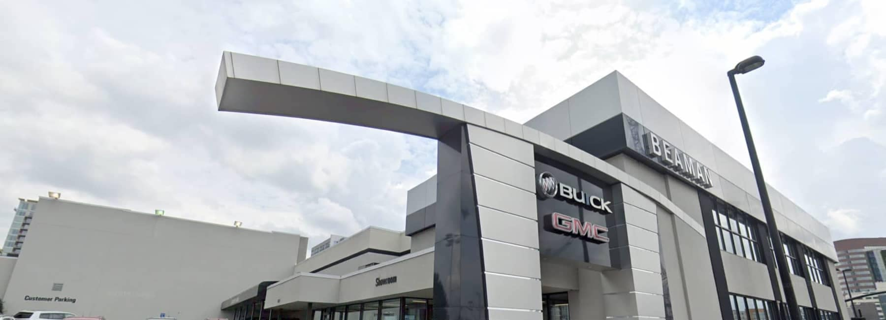 Beaman Buick GMC Dealership
