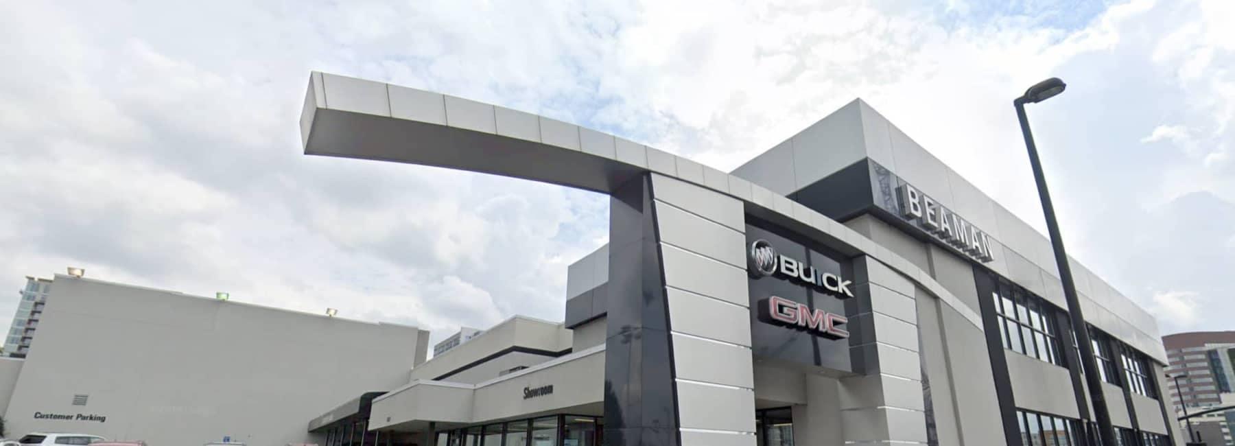 Beaman Buick GMC Dealership