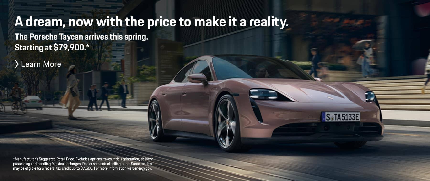 Porsche of the Village Specials