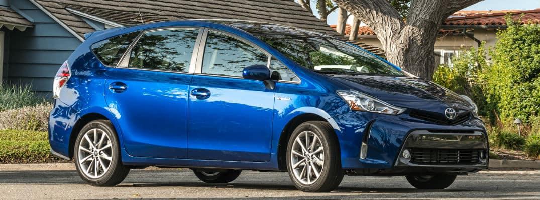 Prius v Hybrid