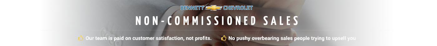 Bennett Chevrolet New And Used Cars In Egg Harbor Township Nj