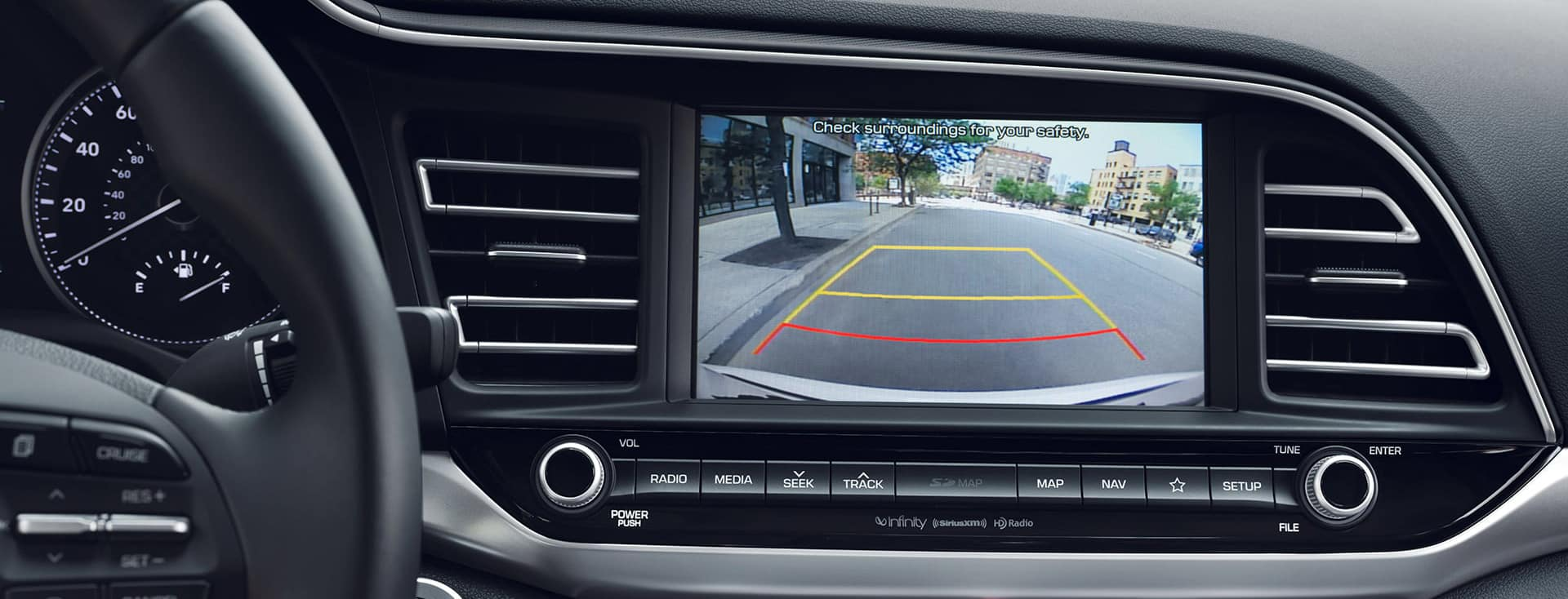2020 Hyundai Elantra Safety Features