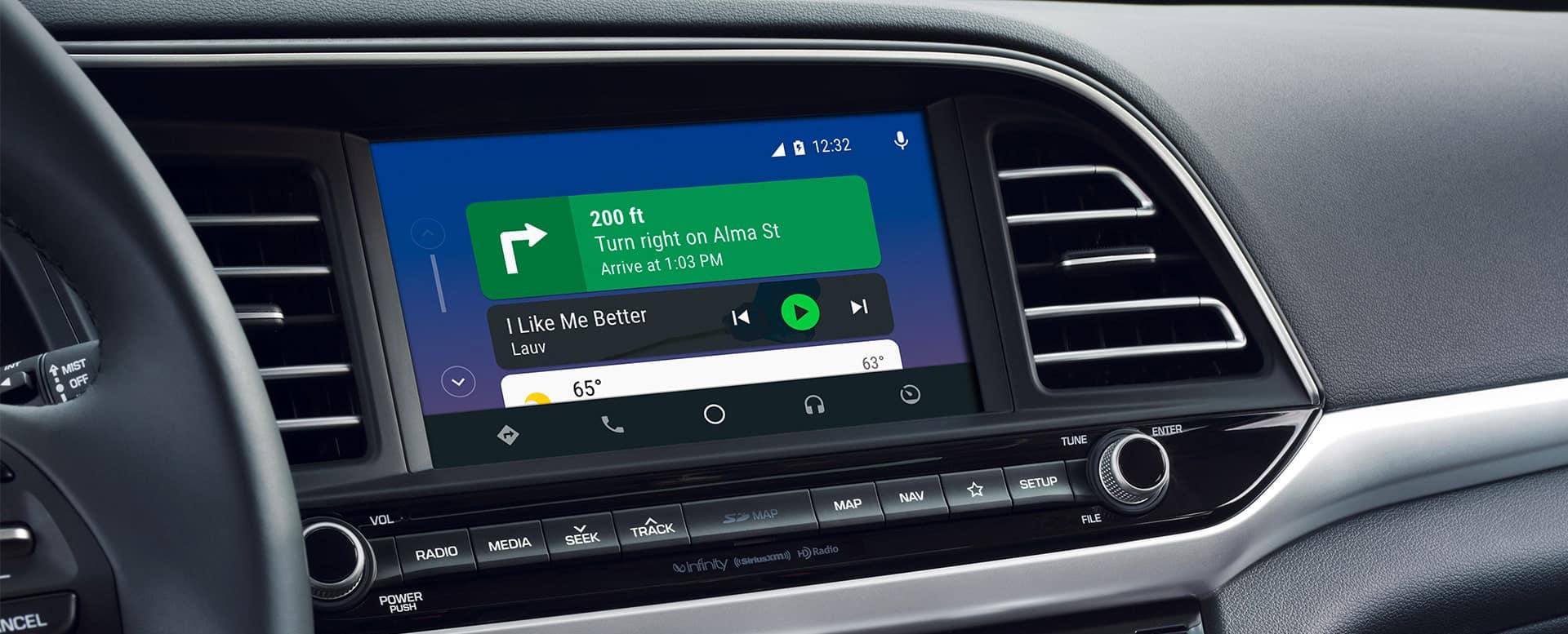 2020 Hyundai Elantra Media