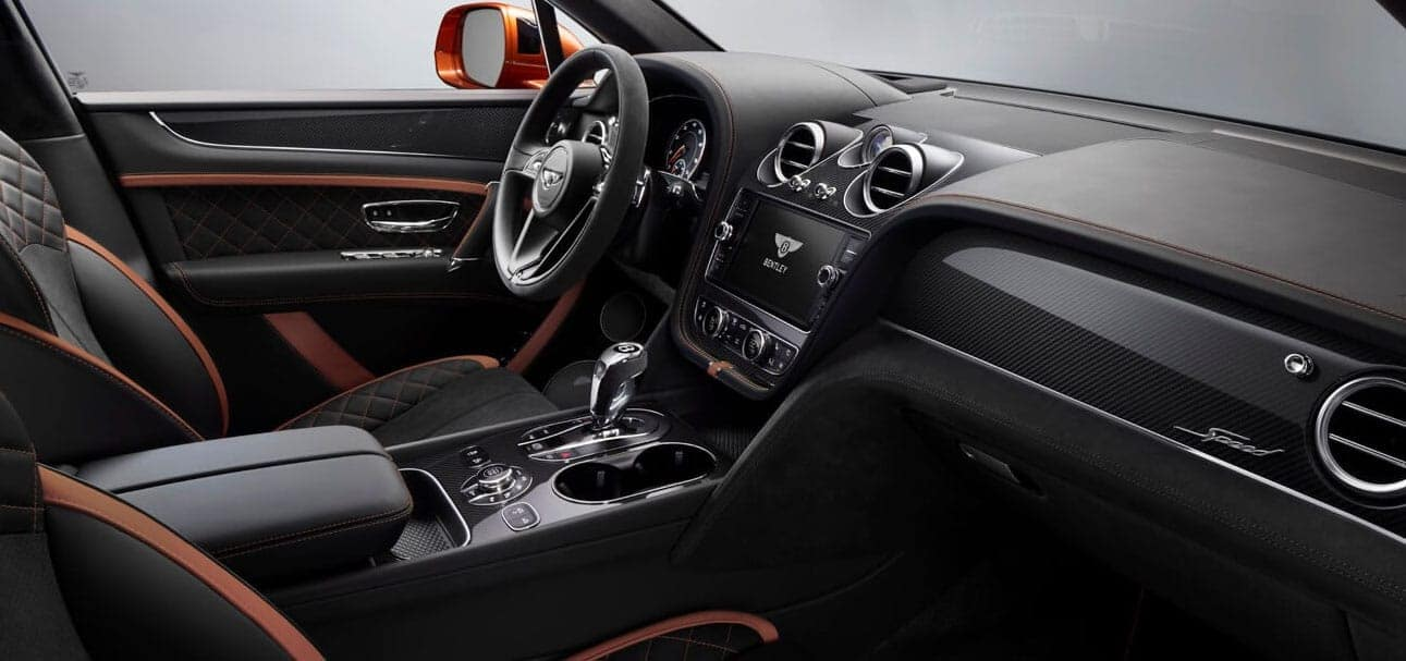 bentayga-speed-interior
