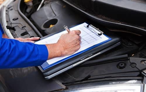mechanic reviews checklist
