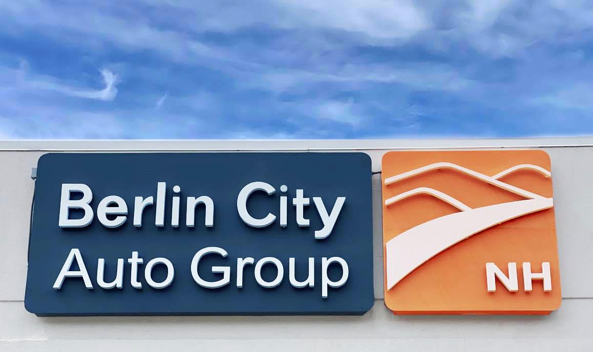 Berlin City Honda dealer sign