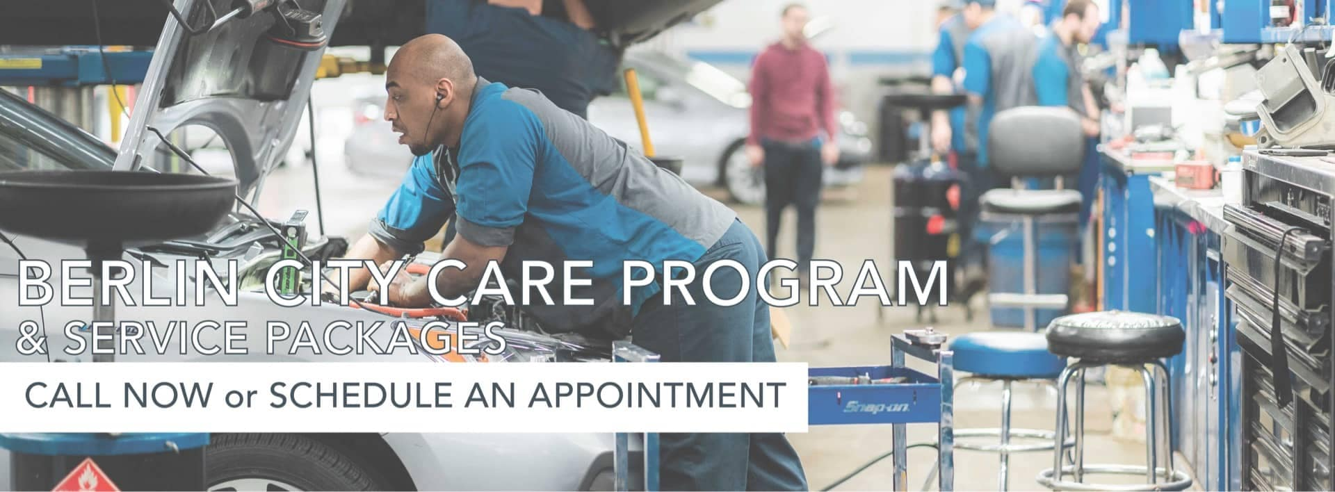 Berlin City Care Program and Service Packages