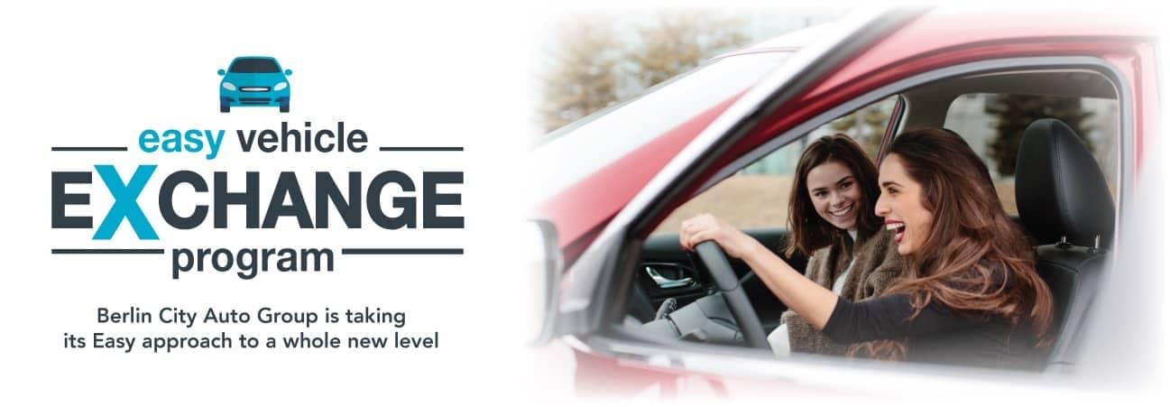 easy vehicle exchange