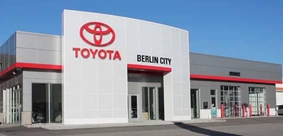 About Berlin City Toyota Dealership Image