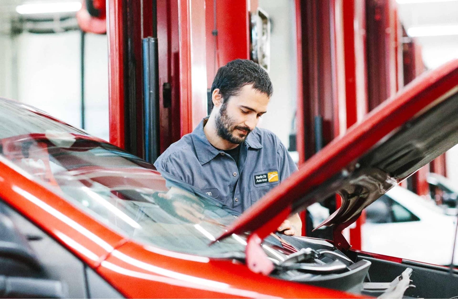 Berlin City Toyota Service Technician