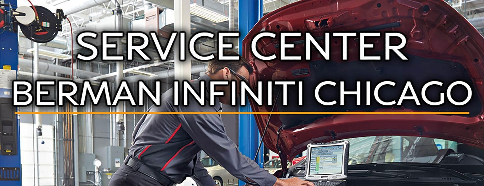 Berman INFINITI Chicago Service Center